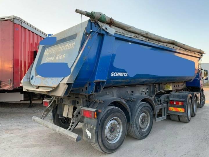 Schmitz Cargobull SKI 18 - 7.2 Kipper 5900kg SAF - 2010