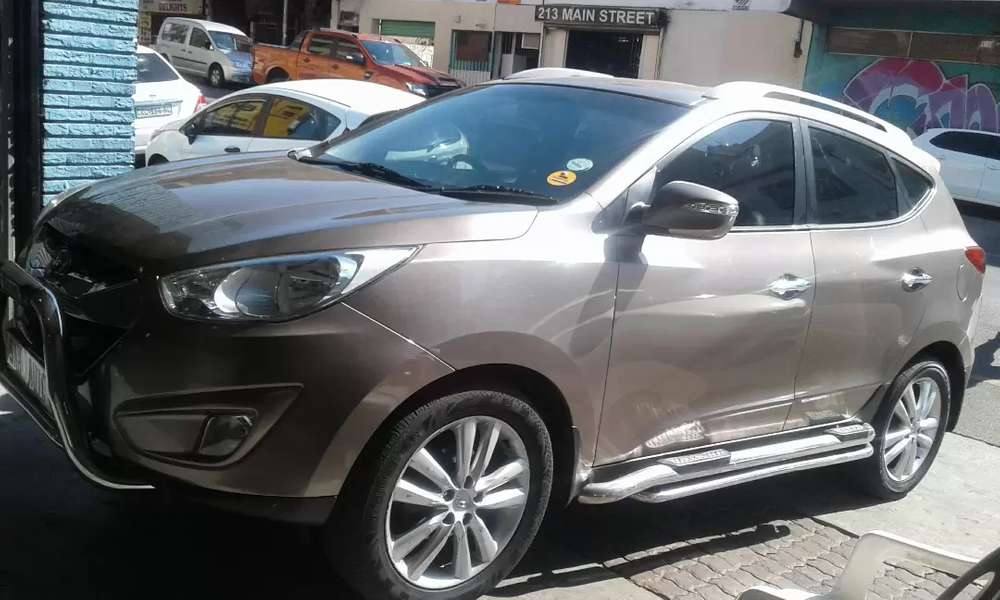 Used hyundai ix35 leather interior gauteng prices - Waa2