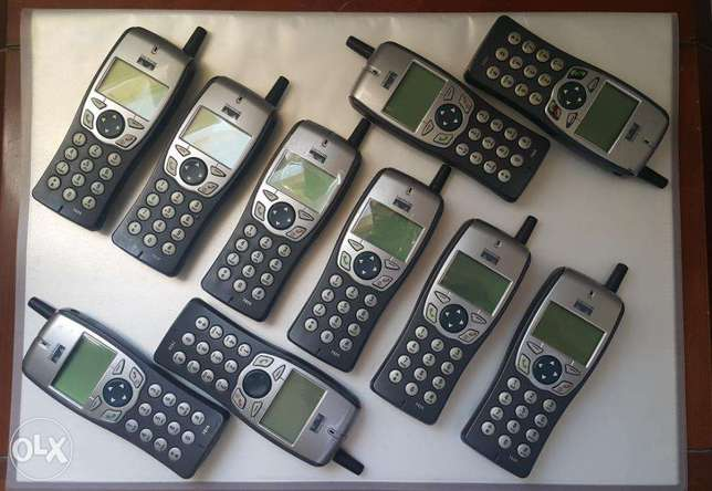Lot of Cisco 7920 wireless IP Phone + Batteries + Chargers