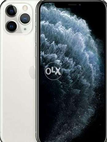 iPhone 11 pro 128g silver
