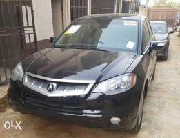 Tokunbo Acura RDX 2008- Lagos cleared