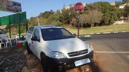 2009 opel corsa utility 1.8 for sale