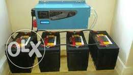 Inverter Power Backup for Homes AND Ofices