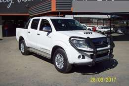 Toyota Hilux 4x4 D/c for sale