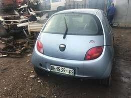 FORD KA 1.6 (ROCAM) ... 2007 ... stripping for spares