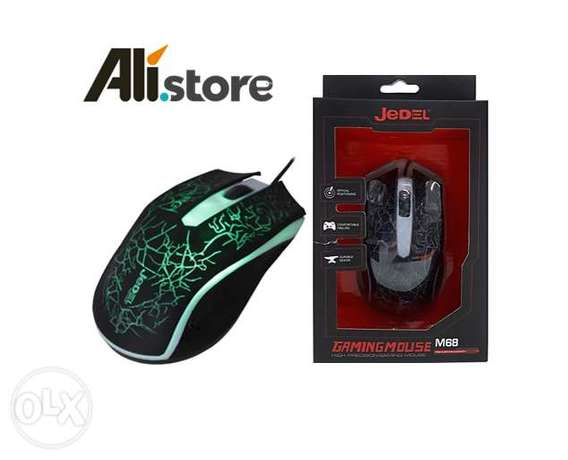 Jedel Gaming Mouse High Precision