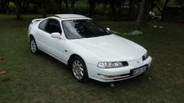 Automatic Honda Prelude 2.2 must be seen