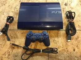 Ps3 slim with 10 games of ur choice