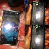 Clean Sony Xperia C3 Dual with free plush