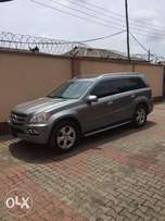 2010 model,Mercedes Benz GL400,automatic gear,tokunbo
