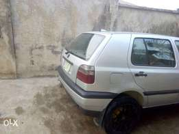 Clean Golf 3 for sale at a very cheap price