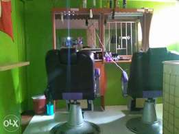 QUICK SALE: Barber/Beauty Shop for sale