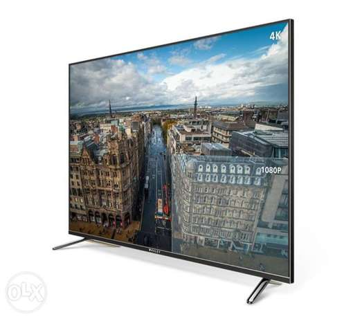 KRG led smart tv 55 inch LED TV with 3d televisions with wifi City Centre - image 1