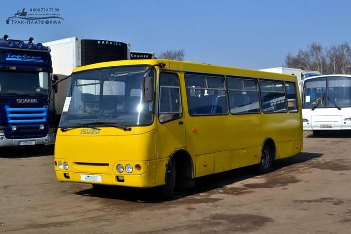 Isuzu A 09212 - 2006