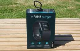 Fitbit Surge small in great condition
