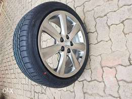CROWN RIM brand new with Brand new Potenza tyre best quality