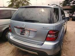 Tokunbo Mercedes Benz ML 350 4matic 2008 Model