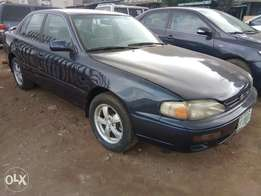 Clean Toyota Camry Orobo