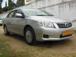 On Sale is Toyota Corolla Axio, Silver 2010 Model!