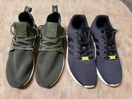 Adidas ZX Flux and NMD xr1
