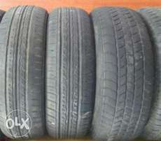Dunlop tyre - used