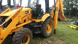 JCB 3CX 4x4 TLB 2007 model, 7500 hours