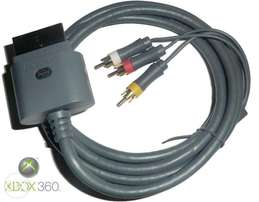 Microsoft Xbox 360 A/V Component/Composite Cable