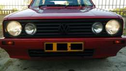 VW 2002 citi Golf with 1.4 Carb.