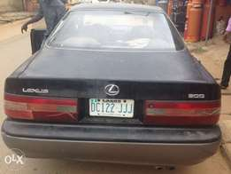 Registered Lexus IS300 For Sale