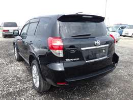 Black Fully loaded Toyota Vanguard Exquisite black Just arrived