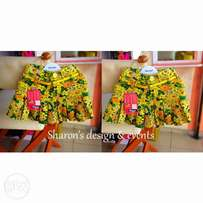 kiddies skirt (3-5 years)