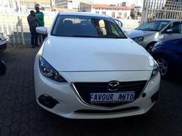 Mazda 3, Model 2016, Mileage 14000km, Leather Seats