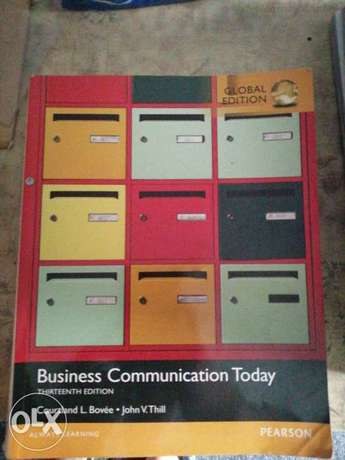 Business communication Today 1$=2000