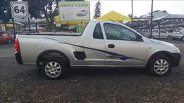 Opel Corsa 1.4 Utility, S/C, Silver, Km85652, R79,900 Trade-in yes