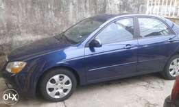 Clean Kia Cerato 2008 Automatic for sale