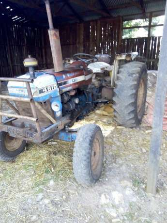 Tractor ford 4610 Elgonview - image 3