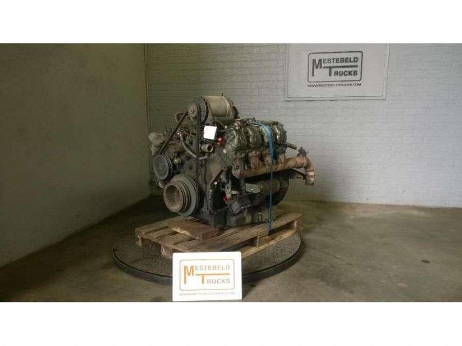 Mercedes-Benz Om 402 Engine For