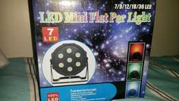 Mini flat par light 36 Led