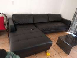 Modern Couch with sleeping sofa UP FOR SALE