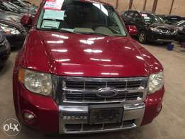 2009 Ford excape