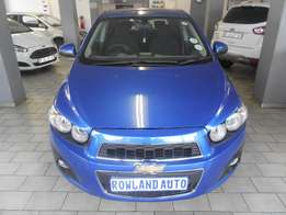 2012 Chevrolet sonic 1.4LS for sale R85 000