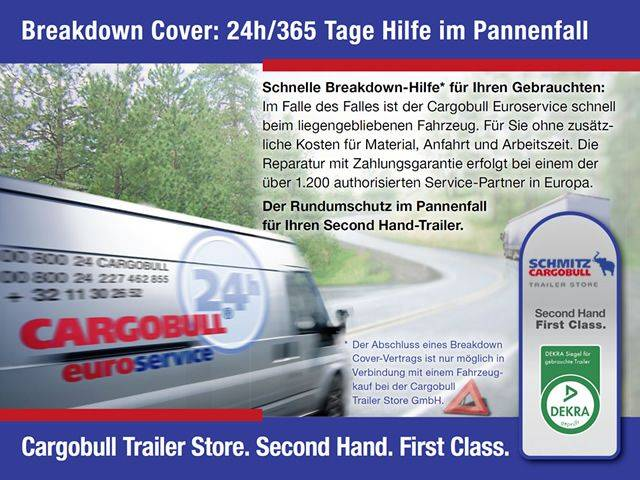 Schmitz Cargobull Kipper Stahlrundmulde 24m³ - 2016 - image 10