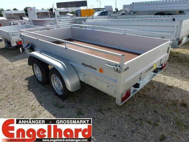 Agados VZ 31 B 2000 / 2700 kg 3010x1565x350mm