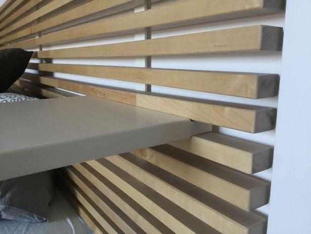 Nowe Półki Ikea Mandal Do Szczytu łóżka Zagłówek 70176312