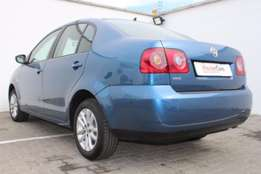 2016 Volkswagen Polo Vivo Sedan 1.4 Trendline,