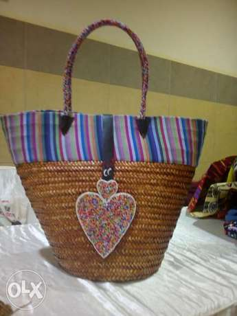 African basket fashion Garden - image 1