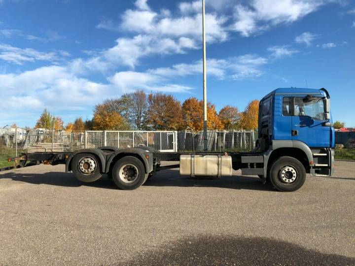 MAN 26.350 6X2 Fahrgestell / Chassis - 2004