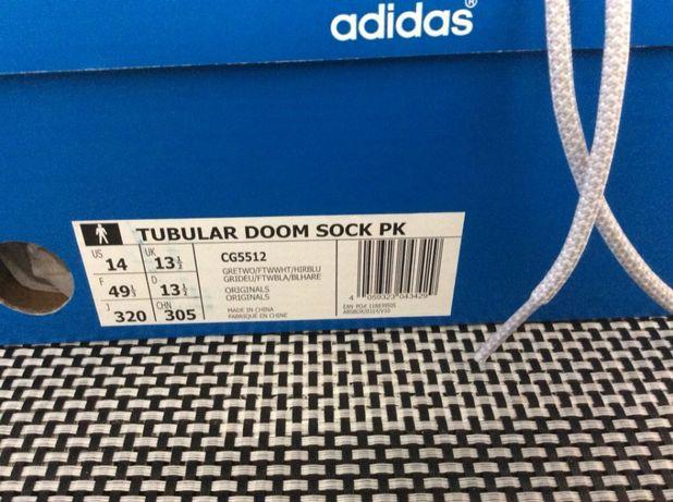 Adidas Tubular Doom Sock Primeknit 49 Jóźwin • OLX.pl