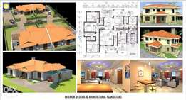 Architectural & Interior Drawings