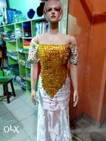 Beaded gown for sale